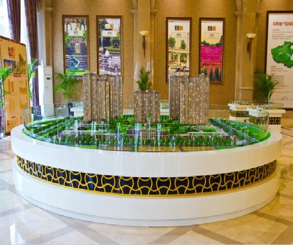 建筑模型的制作流程