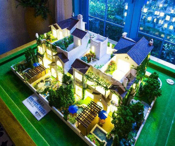 鄢陵建业生态新城单体